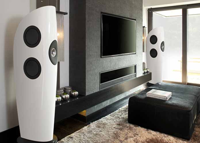KEF Blade Two Loudspeakers Are The Luxury Speakers You Didn't Know You Needed