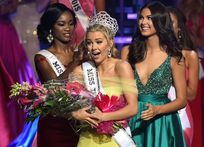 Miss Teen USA Karlie Hay Apologizes For Using N-Word On Twitter, Will Keep Her Crown