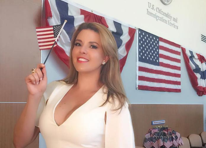 Alicia Machado, Former Miss Universe Body-Shamed By Donald Trump, Becomes US Citizen To Vote Against Him