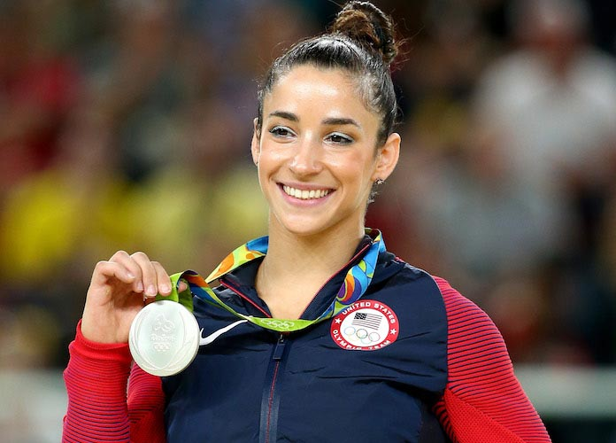 Olympic Gold Medalist Aly Raisman Says She Was Abused By Dr. Larry Nassar