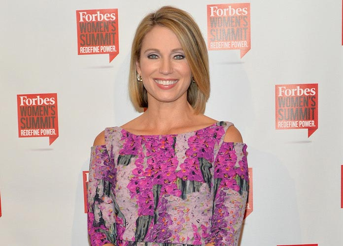 Amy Robach Apologizes For Saying 'Colored People' On 'Good Morning America'