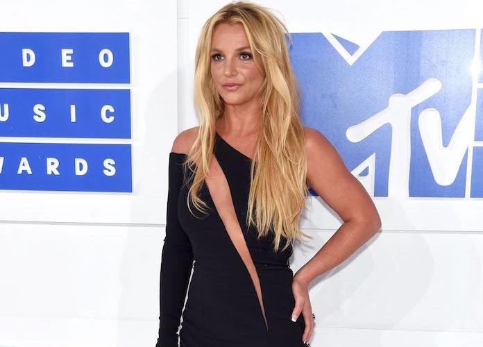 Britney Spears Ordered To Pay Kevin Federline $110,000 For Child Support