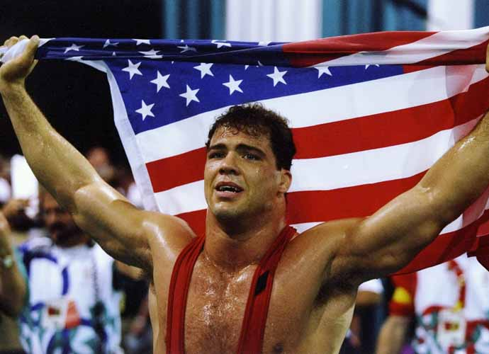 Pro wrestler kurt angle opens up about addiction says he took 65 vicodin a day uinterview - Pictures of kurt angle ...