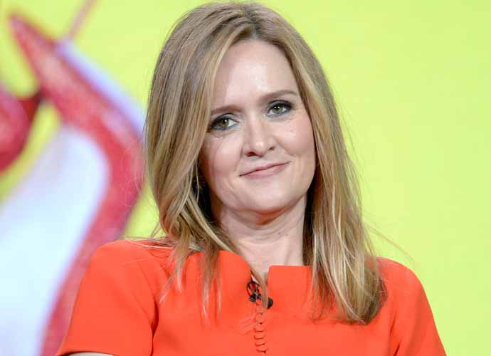 Samantha Bee Warns Viewers Against Donald Trump And Advisor Roger Ailes