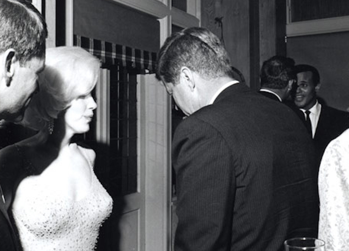 Marilyn Monroe's 'Happy Birthday, Mr. President' Dress Going Up For Auction
