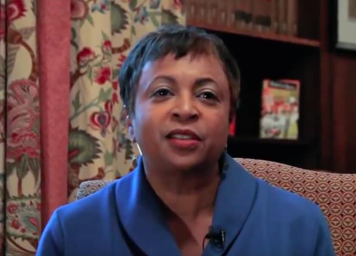 Carla Hayden Becomes First Woman And First Black Librarian Of Congress
