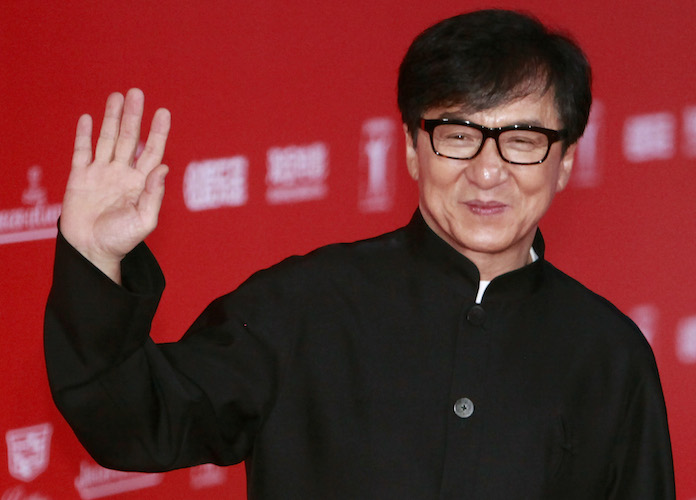 Jackie Chan Honored With Oscar At The Academy's Governor's Awards