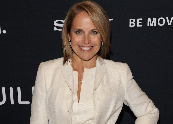 Katie Couric Set To Co-Host Winter Olympics Opening Ceremony