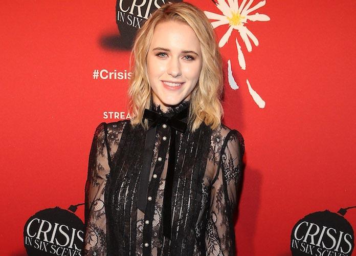 'Crisis in Six Scenes' Lead Rachel Brosnahan On Her Character, Woody Allen & Miley Cyrus [Video Exclusive]