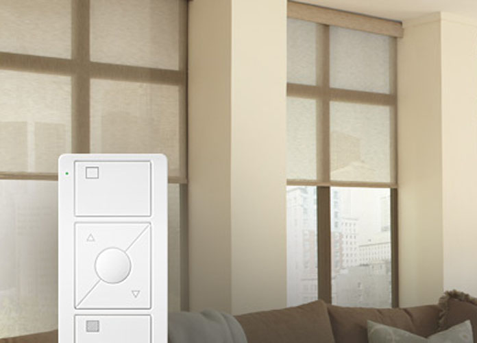 Lutron S Serena Remote Controllable Shades Make Another