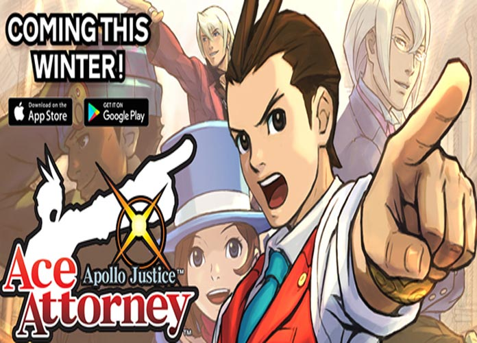 Gotcha! 'Apollo Justice: Ace Attorney' Is Coming To Smartphones This Winter
