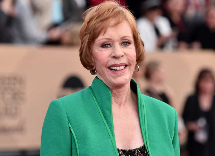 Carol Burnett Will Return To Comedy On Netflix With Series 'A Little Help'