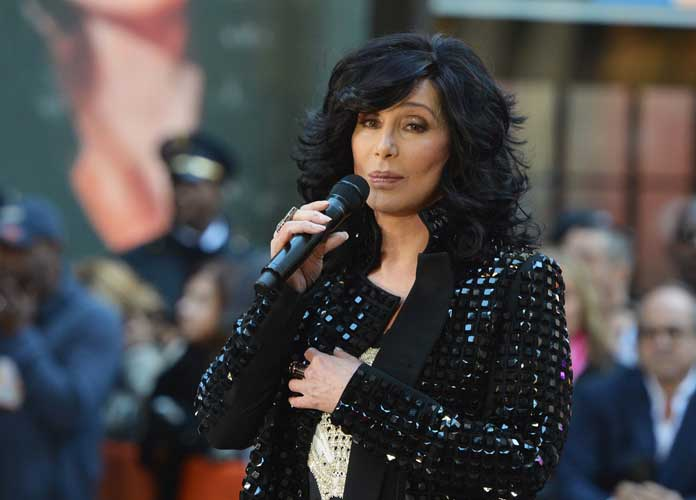 Cher Compares Donald Trump To Hitler