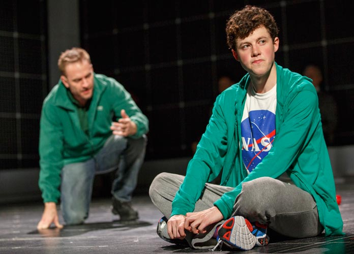 Theater Review: 'The Curious Incident Of The Dog In The Night-Time' Excels On Its National Tour