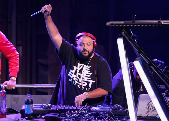 DJ Khaled Signs Up For Weight Watchers, Oprah Welcomes Him To Program