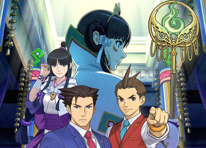 Capcom Ramping Up Nintendo Switch Development For 2018, 'Ace Attorney' Mentioned