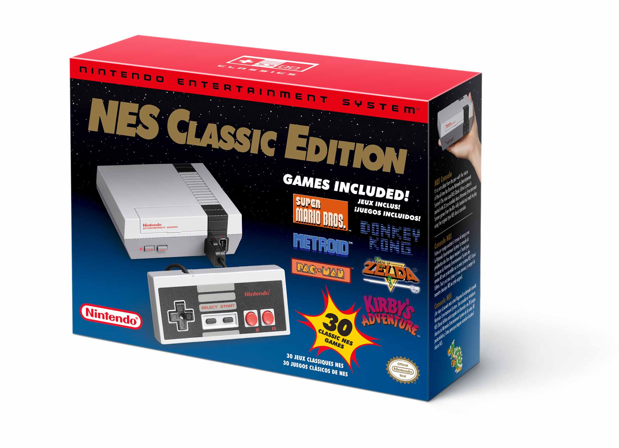 The NES Classic Edition Will Let You Play It Loud Next Month