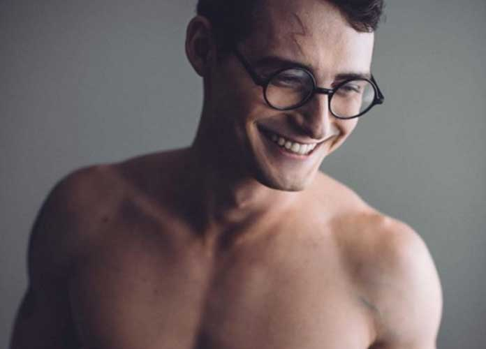 Sexy 'Harry Potter' Boudoir Photo Shoot With Model Zachary Howell Breaks The Internet