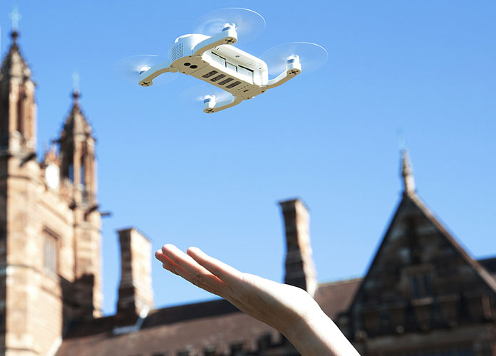 Dobby, Pocket-Sized Drone, Ups Your Selfie Game