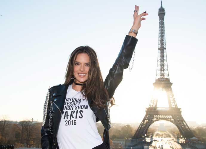 Alessandra Ambrosio Makes Her Debut At Madame Tussauds In Shanghai