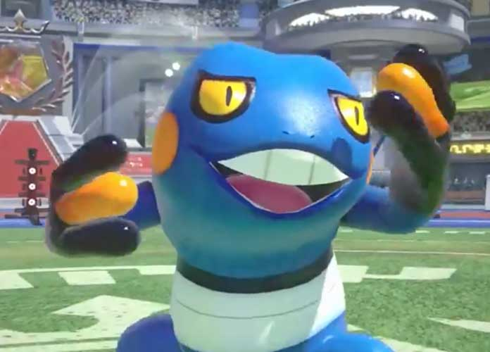 Croagunk Is Set To Anticipate 'Pokkén Tournament'