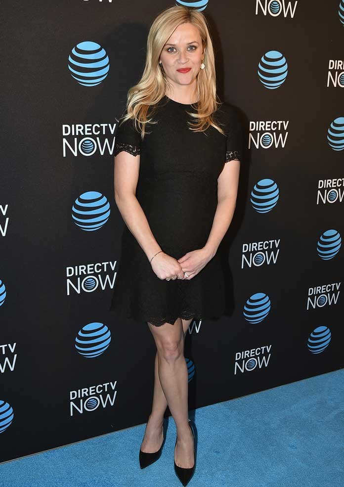 Reese Witherspoon Attends DirecTV Now Launch Party In NYC