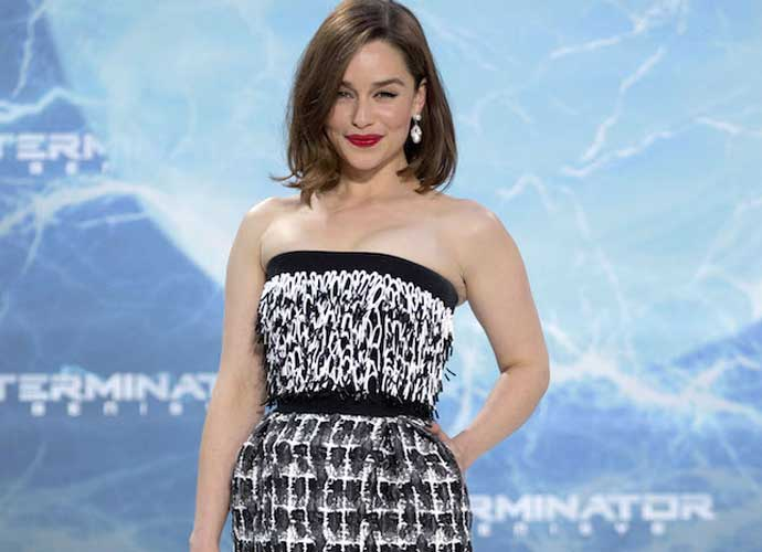 Emilia Clarke Reveals She Felt 'Uncomfortable' Being Naked On 'Game Of Thrones'