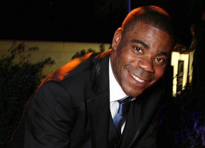 Tracy Morgan Pokes Fun At His Near-Fatal Car Accident During SAG Awards