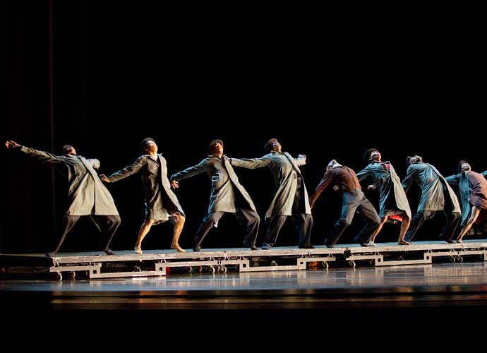 Alvin Ailey Dance Company Debuts New Piece, 'Walking Mad,' For New Season