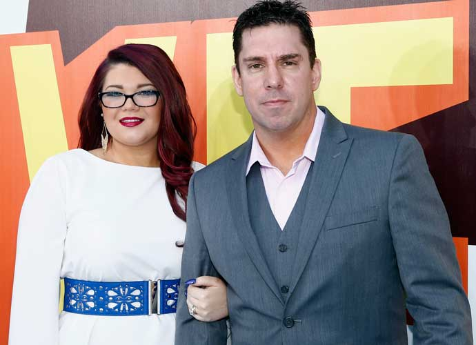 'Teen Mom' Star Amber Portwood Charged With Domestic Battery Of Boyfriend