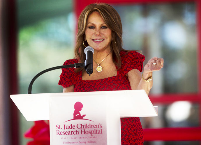 "Marlo Thomas on St. Jude's ""Thanks and Giving"" Campaign [VIDEO EXCLUSIVE]"