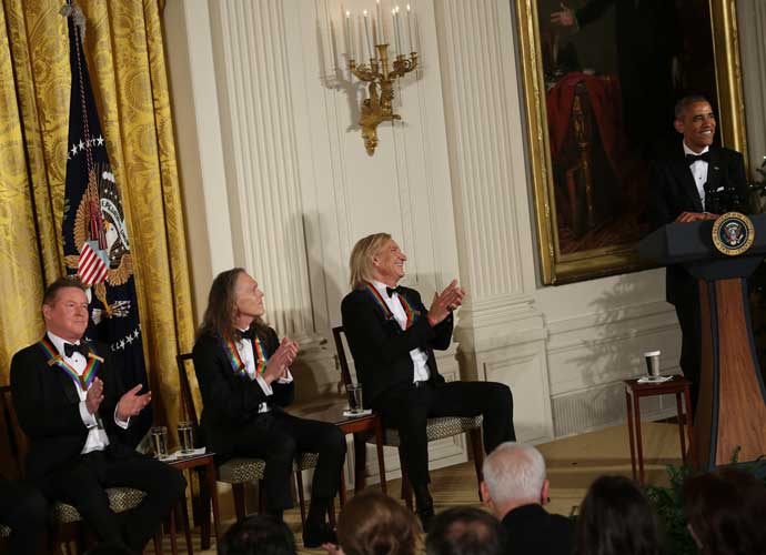 The Eagles, Al Pacino, Honored At Kennedy Center Honors