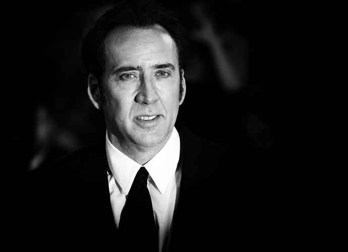 Nicolas Cage In Talks To Play Ronald Reagan In Upcoming Feature