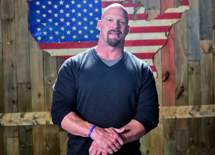 'WWE' Legend Stone Cold Steve Austin Reveals He Drank Real Beer During His Famous Beer Bashes