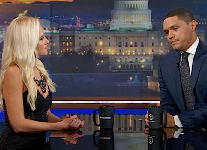 Conservative Tomi Lahren's Show Permanently Banned From 'The Blaze'