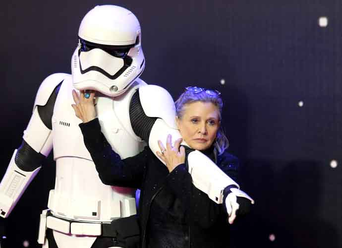 Carrie Fisher, 'Star Wars' Princess Leia & Noted Author, Dead At 60
