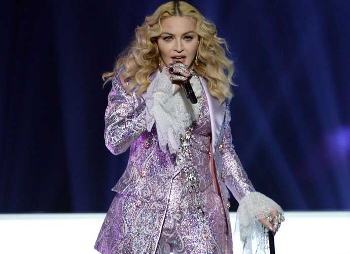 Judge Halts Sale Of Madonna's Personal Items