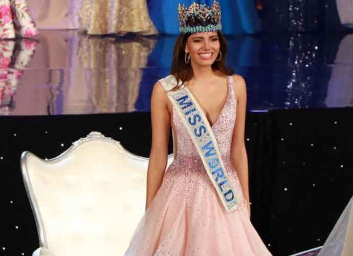 Miss Puerto Rico Stephanie Del Valle Wins Miss World Crown