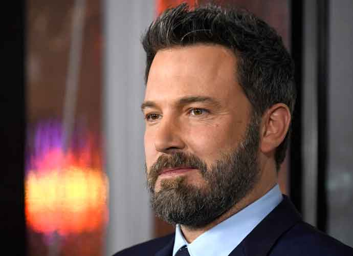 Ben Affleck Reveals He's Undergone Treatment For Alcohol Addiction