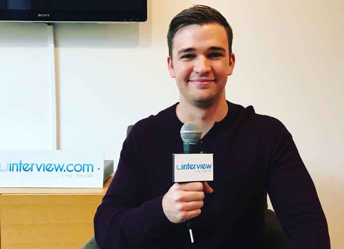 Burkely Duffield On 'Beyond', Superpowers And His Petrifying Stunts [VIDEO EXCLUSIVE]