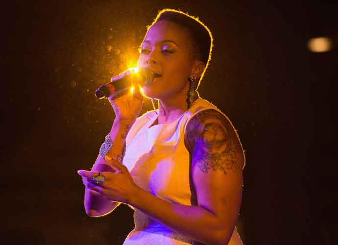 Chrisette Michele Joins Trump's Small Inauguration Lineup