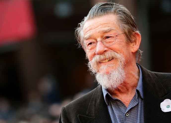 John Hurt, 'Harry Potter' & 'Doctor Who' Star, Dies At 77