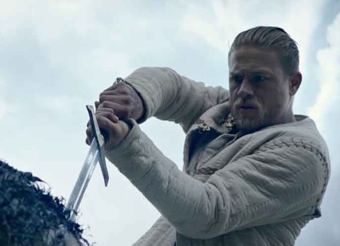 'King Arthur: Legend Of The Sword' Flops On Opening Weekend At Box Office