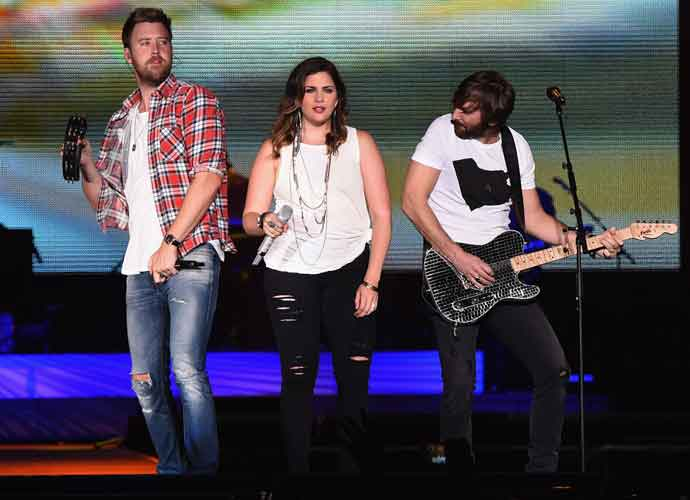 "Lady Antebellum Returns After A Hiatus With New Single, ""You Look Good"""