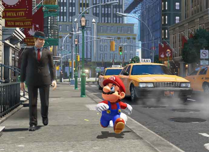 Explore Exotic Worlds This Holiday In 'Super Mario Odyssey'