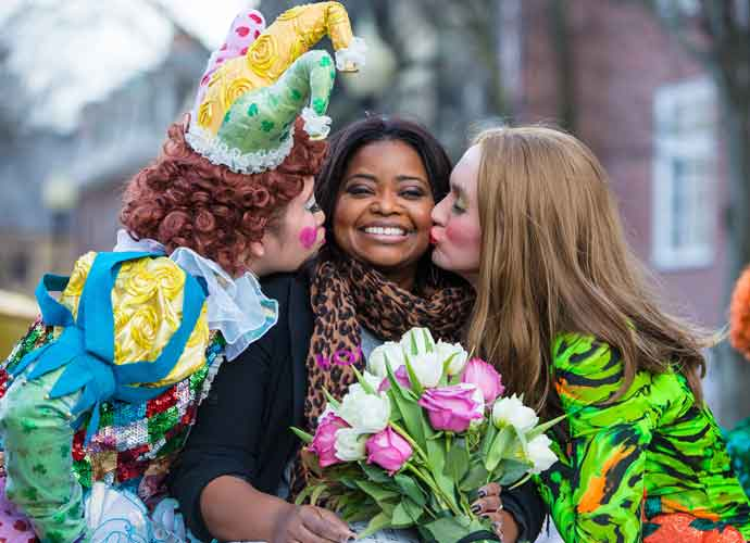 Octavia Spencer Named As Hasty Pudding's 2017 Woman Of The Year