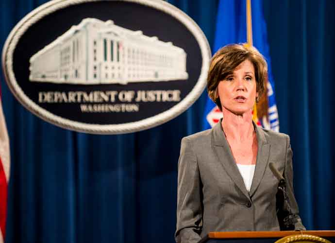 Who Is Sally Yates, Acting Attorney General Fired For Defying Trump?