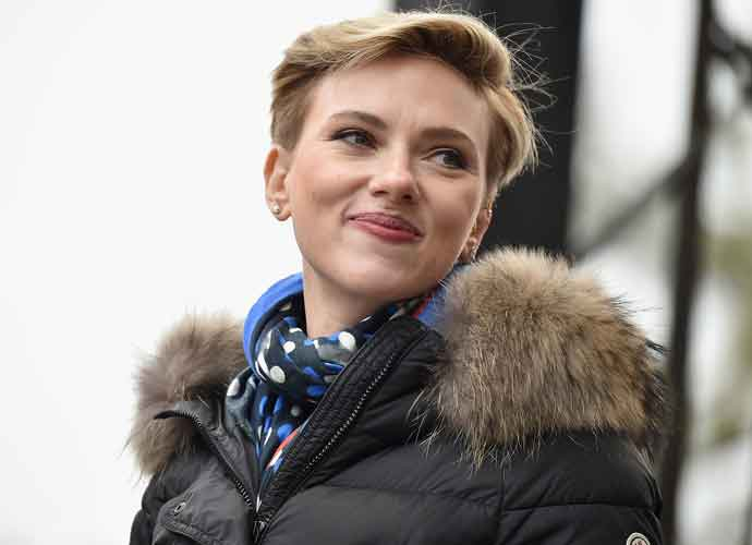 "Scarlett Johansson Faces Backlash After Saying She ""Would Work"" With Woody Allen ""Anytime"""