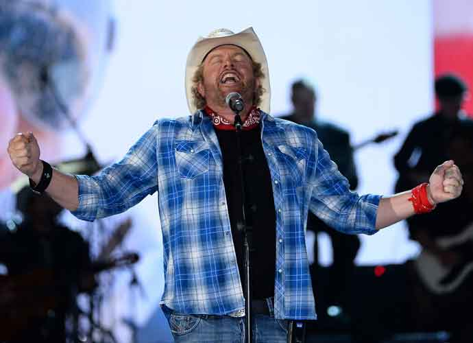 Toby Keith Joins Short Line Of Performers For Trump Inauguration