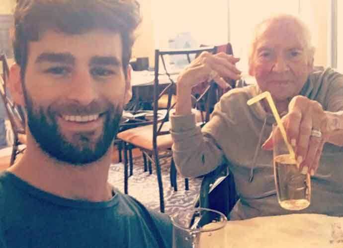 Actor Chris Salvatore, 31, Takes In Ailing Neighbor Norma Cook, 89, As Roommate